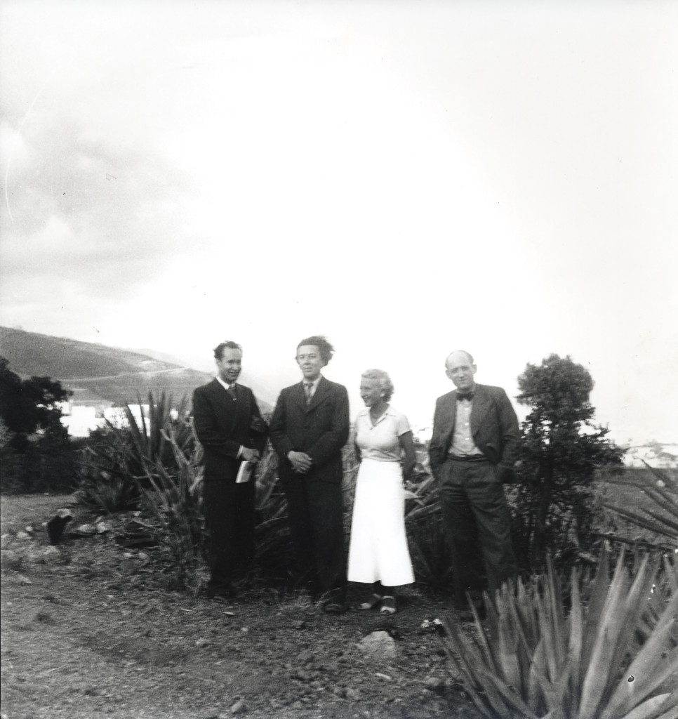 Westerdahl, Breton, Jacqueline, Péret aux Canaries