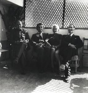 Péret, Breton, Jacqueline aux Canaries
