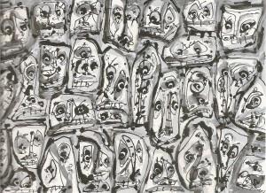 Saura Repeticion, 1961