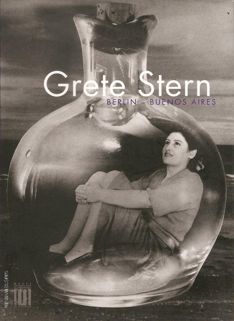 Couverture du catalogue Grete Stern, Musée Beaux-Arts Besançon, 2008