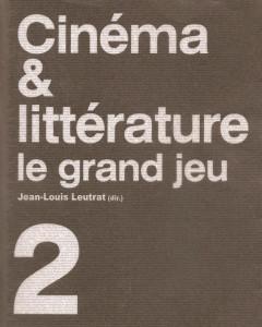 couverture Cinema &Littérature