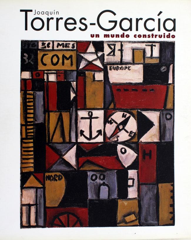 Couverture Torres-García Un Mundo construido