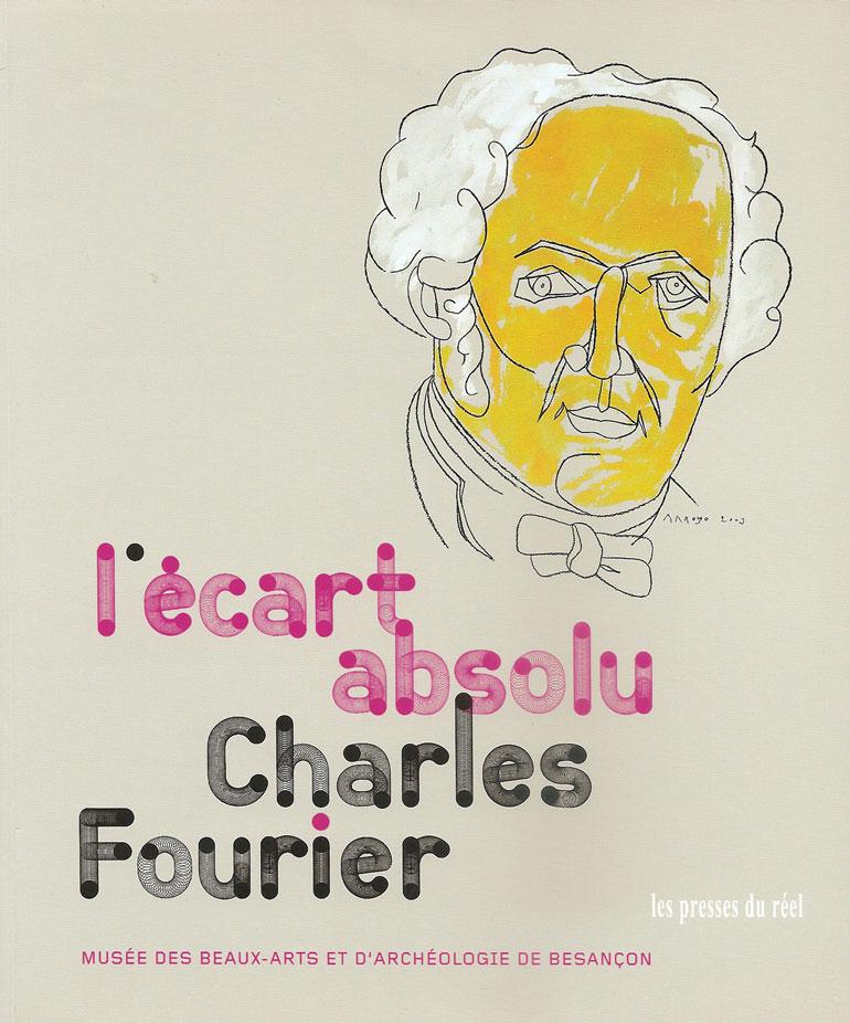 couverture L'écart absolu Charles Fourier