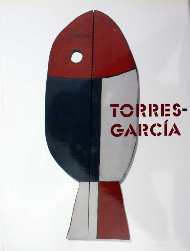 Couverture Torres-García Musée Picasso