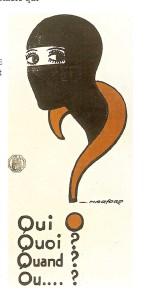 Affiche Qui ?dessin de Harford