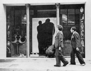 La galerie Gradiva, 1937