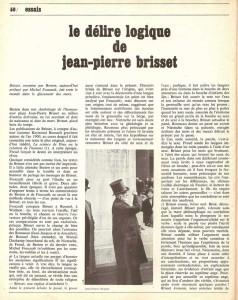 Article--Brisset