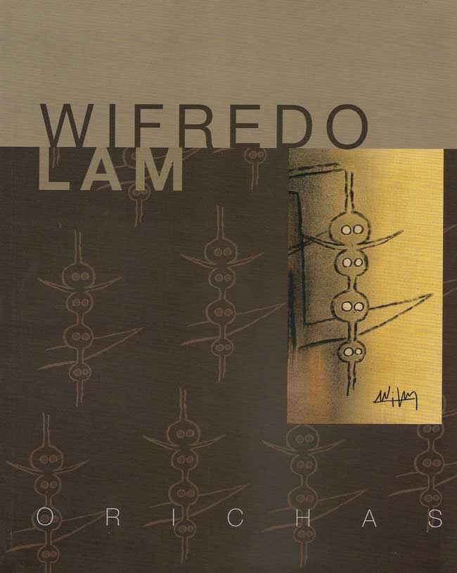 Couverture Wilfredo LAM